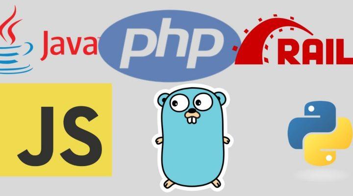 bahasa pemrograman membuat website